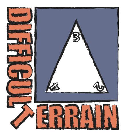 Difficult Terrain Logo