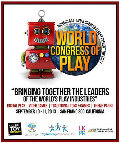 World Congress of Play Panel